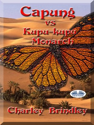 cover image of Capung Vs Kupu-Kupu Monarch